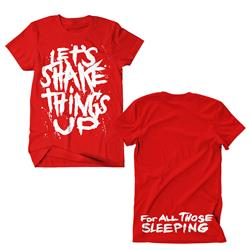Shake Things Up Red