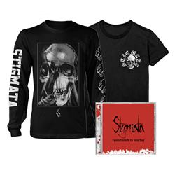 Stigmata - Conditioned To Murder Shirts Bundle