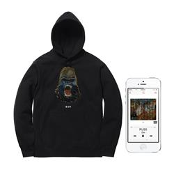 GORILLA PULLOVER + DIGITAL ALBUM