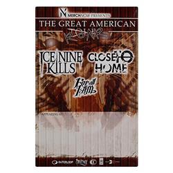 The Great American Roar Tour