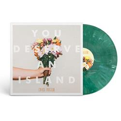 You Deserve An Island Green LP + Download