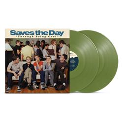 Through Being Cool 20 Year Anniversary Opaque Green