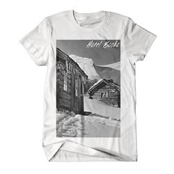 Snow Cabin White T-Shirt