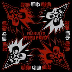 Fearless Fred Fury Red/Black/Silver