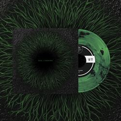 Zao and Yashira Split Green W/ Black Splatter 7