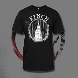 Big Ben Black T-Shirt