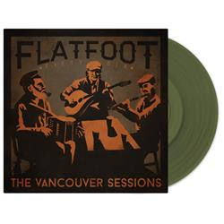 The Vancouver Sessions EP Olive Green