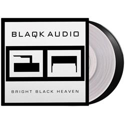 Bright Black Heaven Black & White Vinyl 2xLP