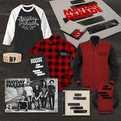 Mayday Parade - Black Lines - Bundle 09
