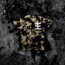 Logo Bleached Black