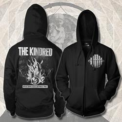 Dreambender Black Zip-Up