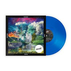 Smoke Fire Hope Desire Blue Vinyl LP