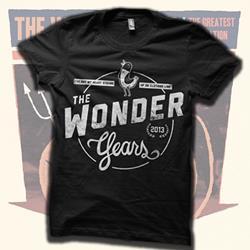 Strung Up Black T-Shirt