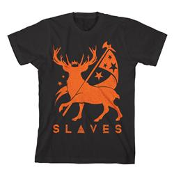 *Limited Stock* Stag Black T-Shirt