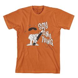 Say Anything - Pencil Orange