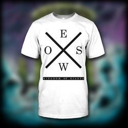 *Last One* EWOS White T-Shirt