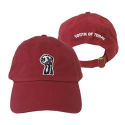 Fist Cardinal Dad Hat