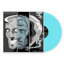 Laugh Tracks Electric Blue