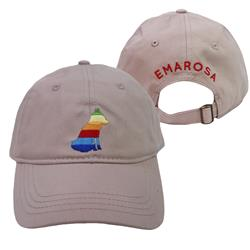 Rainbow Fox Tan Hat