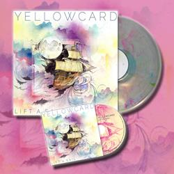 Lift A Sail CD + Vinyl Bundle