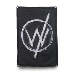 *Last One* Logo  Banner/Flag