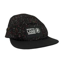 Bolt Speckled 5-Panel Hat