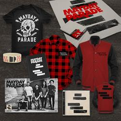 Mayday Parade - Black Lines - Bundle 08