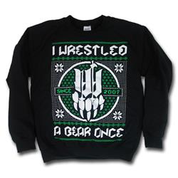 Claw Holiday Sweater