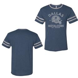 Dallas Metalcore Navy/Heather