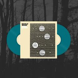 Types & Shadows Teal Vinyl 2Xlp