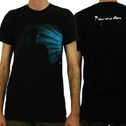 Being As An Ocean - Blue Light Black T-Shirt