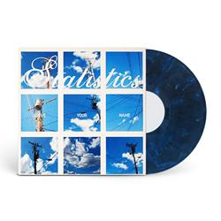 Leave Your Name Navy Marble LP Vinyl