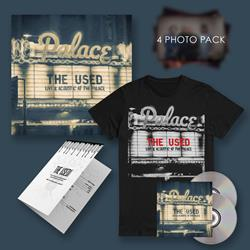 The Used - Live & Acoustic Package 3