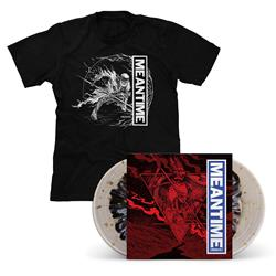 Meantime [REDUX] Color In Color LP & T-Shirt - Various Artists