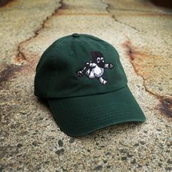 Baby Jackal Forest Green Dad Hat