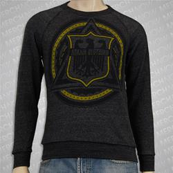 Eagle Crest Eco Black Crewneck