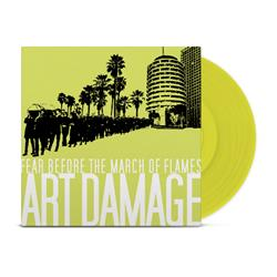 Art Damage Translucent Yellow/Green + DD