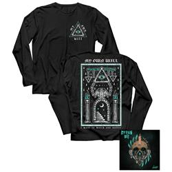 Disgust Long Sleeve + CD
