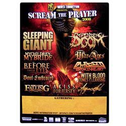 Scream The Prayer '08