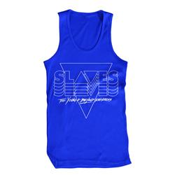 Beyond Reckless Blue Tank Top