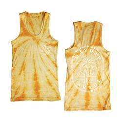 Palm Gold Tie Dye