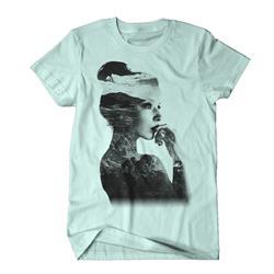 Be Calm Sea Foam T-Shirt