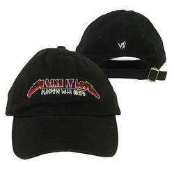 We Like It Loud Black Dad Hat