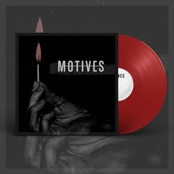 This World, Not Dead, Merely Sleeping Red LP