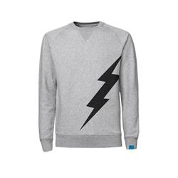 Lightning Logo Heather Guys