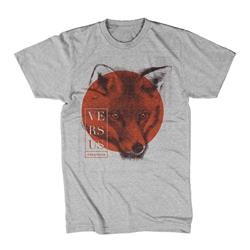 Red Eye Heather Grey