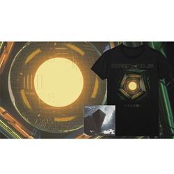 Open The Nile T-shirt+CD Bundle