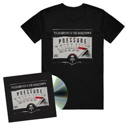Pressure Tee + CD Bundle