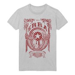 Eagle Heather Grey T-Shirt