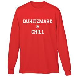 DUH Chill Red